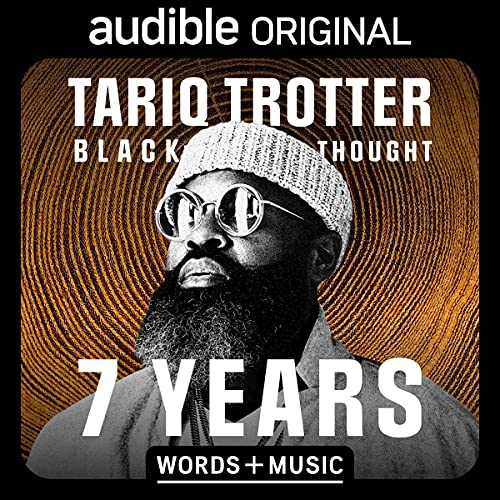 7 Years Audiobook By Tariq Trotter cover art