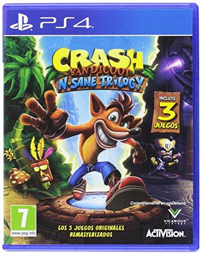 Crash Bandicoot N.Sane Trilogy - PlaySta...