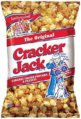 Cracker Max Popular 76% OFF Jack Original Caramel Coated Ou 8.5 Popcorn and Peanuts