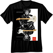Fender Jimi Hendrix Collection Alter Your Axis T-Shirt, Black, S