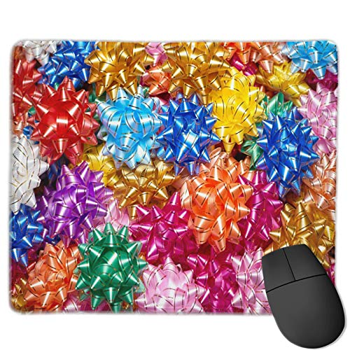 Ornament 3276642 Office Boutique Mouse Pad Plant Animal Animation Pattern Mouse Pad Pink Flash Offer Mouse Pad Non-Slip Rubber Gaming Mouse Pad Rectangular Computer Notebook Mouse Pad