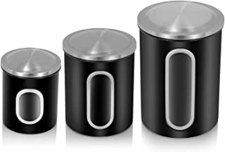 Best black sugar container Reviews
