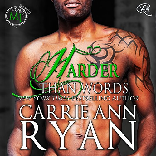 Harder than Words audiobook cover art