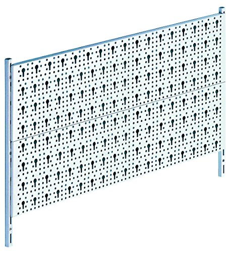Element System Panel para herramientas de metal Element System, juego básico de bricolaje que incluye tornillos y tacos, panel perforado