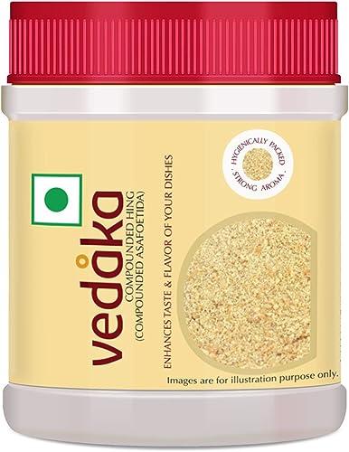 Amazon Brand Vedaka Compounded Hing 100g