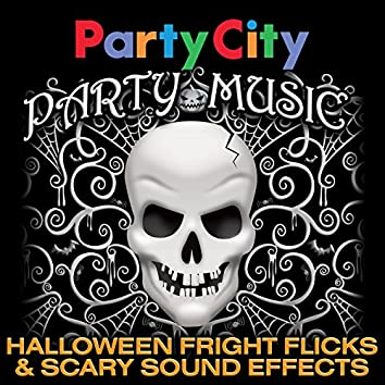 Party City Halloween Fright Flicks and Scary Sound Effects