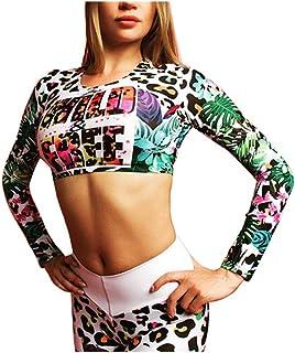 Morbuy Yoga Wear Set, Women's Sportswear Wear/Vest and Top & Leggings Stretch-Fit Yoga Gym Wear Set Exercise Fitness Vest ...