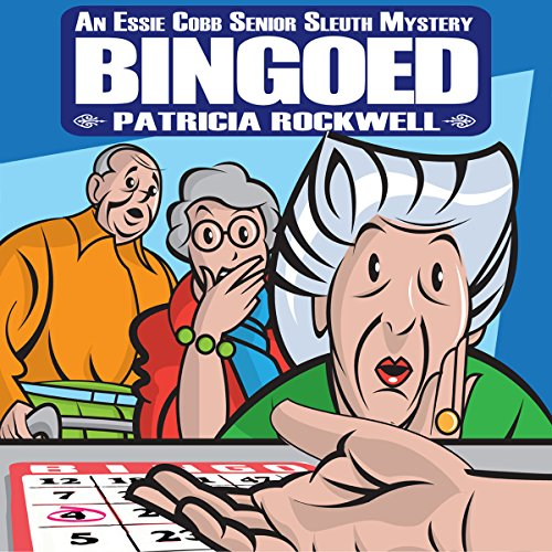 Bingoed audiobook cover art