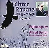 The Three Ravens. Folksongs. Deller, Dupré.