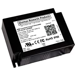 Hubbell LED 40W-024-C1400-D Constant Current Driver, dimmable