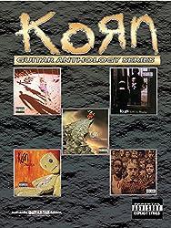 Partition : Korn Guitar Anthology Guit. Tab