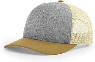 Richardson 115 LOW PRO TRUCKER BLANK BASEBALL CAP HAT