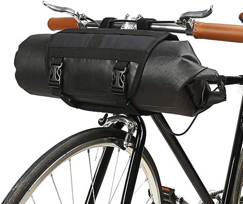 disfrutando de sus compras Completo a prueba prueba prueba de agua Bicicleta Tubo Delantero Bolsa de Almacenamiento de Gran Capacidad negro Desmontable para el Equilibrio de la Montaña del Coche Eléctrico Del Frente Del Coche Accesorios  envío gratuito a nivel mundial