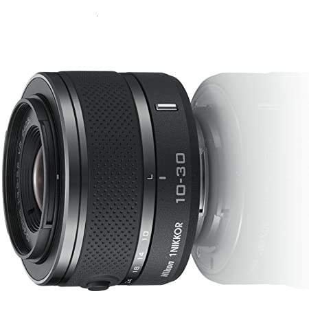 Nikon 標準ズームレンズ 1 NIKKOR VR 10-30mm f/3.5-5.6 ブラック ニコンCXフォーマット専用