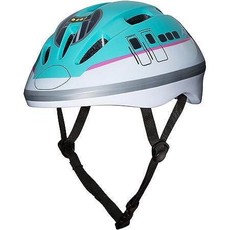ブルジュラ キッズヘルメット はやぶさE5系 Brujula 子供用 自転車ヘルメット 3~8歳向