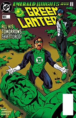 Green Lantern (1990-2004) #101 (English Edition) eBook: Marz ...