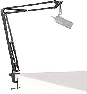 K669 Microphone Stand Holder Arm Mount compatible with FIFINE K669B K678 K669S K669 K690 K669G K669L