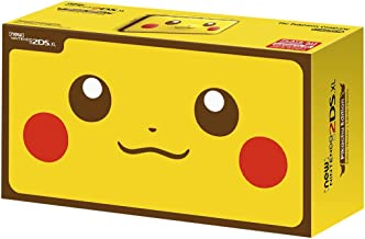 Nintendo New 2DS XL - Pikachu Edition [Discontinued] (Renewed)