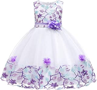 Children's lace Color Matching Girls Princess Party Dress Summer Baby Tutu Clothing