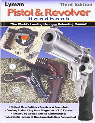 Lyman 9816500 Pistol & Revolver Handbuch 3rd Edition