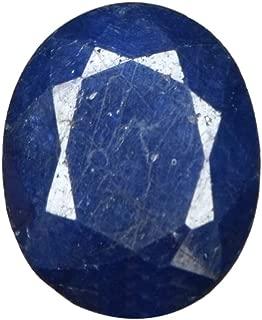Certified Blue Sapphire 3.00 Ct Sapphire September Birthstone Loose Gemstone for Multipurpose Uses