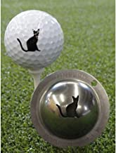 product image for Tin Cup Nine Lives Golf Ball Marking Stencil, Steel