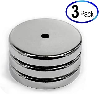 CMS Magnetics Powerful Cup Magnets 80 LB Holding Power Dia 2.65