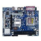 BSM AYSMG Intel G41-775 DDR3 Computadora de Escritorio Placa Base Sonido Red Dsplay Totalmente Integrado Dual-Core Quad-Core