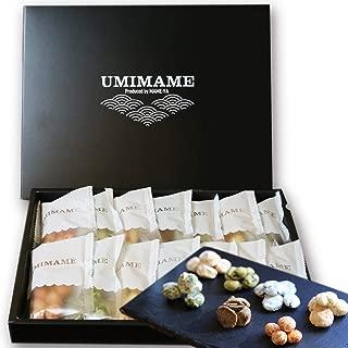 お歳暮 UMIMAME(ウミマメ) 海鮮おつまみセット 豆7種×2 帰省土産 手土産