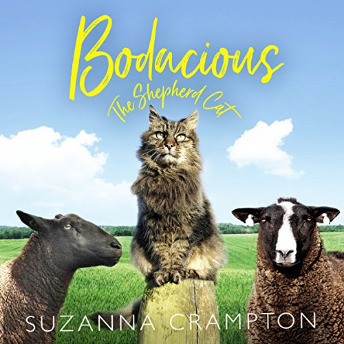 Bodacious: The Shepherd Cat audiobook cover art