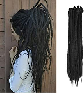 custom synthetic dreads
