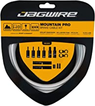 Jagwire Pro Brake Cable Kit Mountain for SRAM/Shimano, White