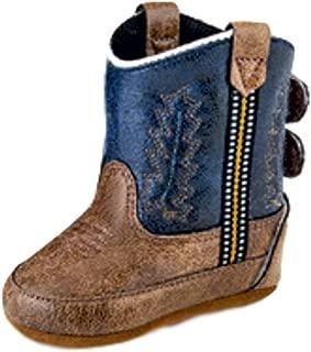 Old West Kids Boots Unisex Poppets (Infant/Toddler)
