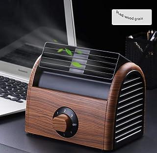 GAOJIN Aire Acondicionado Portatil Air Cooler Aire Acondicionado Ventilador Silencioso Mini Dormitorio con Ventilador Escritorio Sin Hojas Ahorro De Energía Función Baja 30W