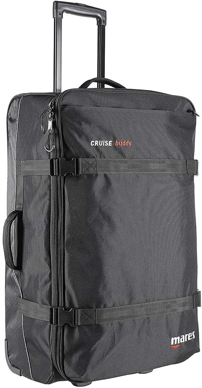 Mares Cruise Buddy Roller Bag, Black