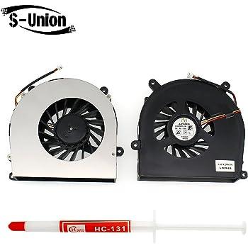 EJTONG New for clevo P650SA P650SG P651SE P651SG P650SE P650RE3 P650RE6 P650RG Series Laptop CPU Cooling Fan DFS501105FR0T FG5B 6-31-P6502-101 6-31-P6502-301 6-31-N1502-301 3pin