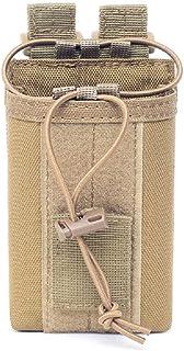 Unbekannt Baoblaze Funkger/äte Tasche Tragbare Oxford-Tuch Walkie Talkie Tasche Halter 13,5x9x4cm