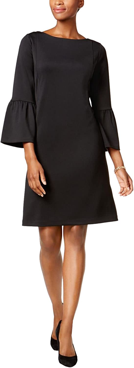 Charter Club RuffleSleeve Shift Dress