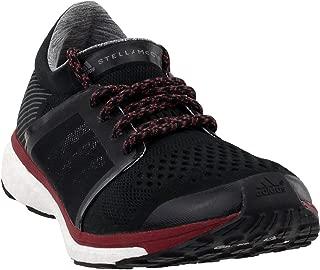 adidas Womens Adizero Adios Running Casual Shoes, Black, 8.5