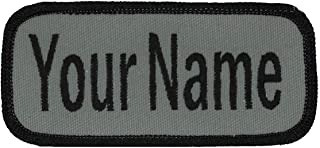 work uniform patches