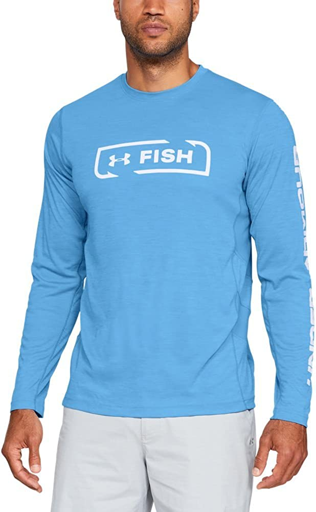 security Under Armour Men's Fish Hunter Max 47% OFF Sleeve Long Icon Shirt