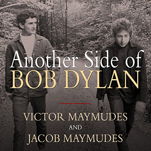 Another Side of Bob Dylan audiobook cover art