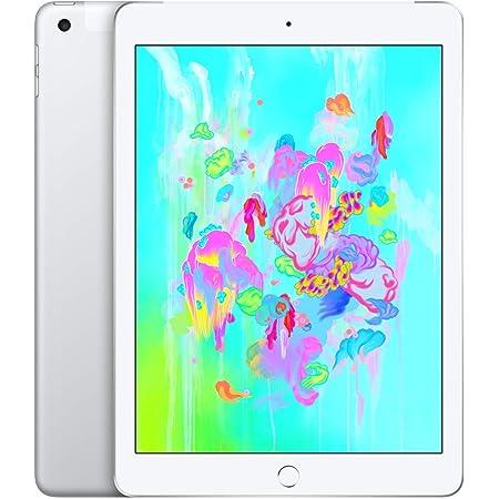 Apple iPad 9.7 (6.ª Generación) 128GB Wi-Fi + Cellular - Plata - Desbloqueado (Reacondicionado)