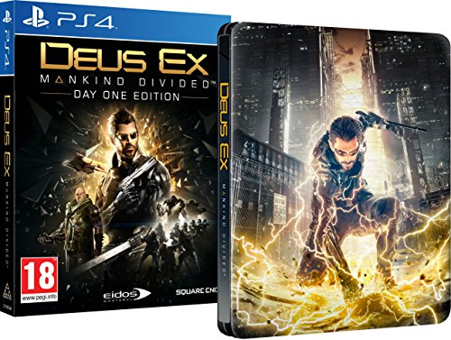 Deus Ex: Mankind Divided - Limited Edition
