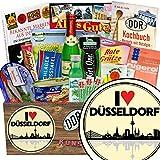 I love Düsseldorf / Geschenk Papa Düsseldorf / Spezialitäten Geschenk