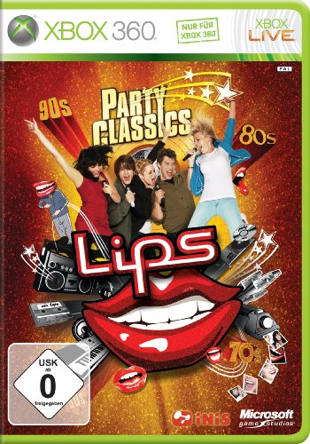 Lips: Party Classics (ohne Mikrofone)
