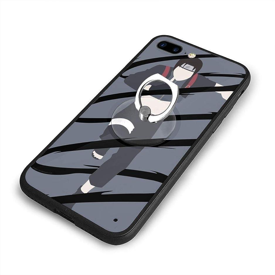 会計であることレンディション忍者iPhone 7/8 Plusケースリングブラケット 携帯カバー 創意デザイン軽量 傷つけ防止 360°回転ブラケット 携帯ケース PC 衝撃防止 全面保護
