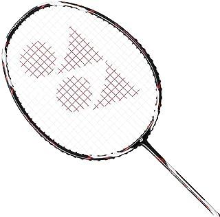 YONEX Voltric 0F Badminton Pre-Strung Racket (Black/Red)(4UG5)