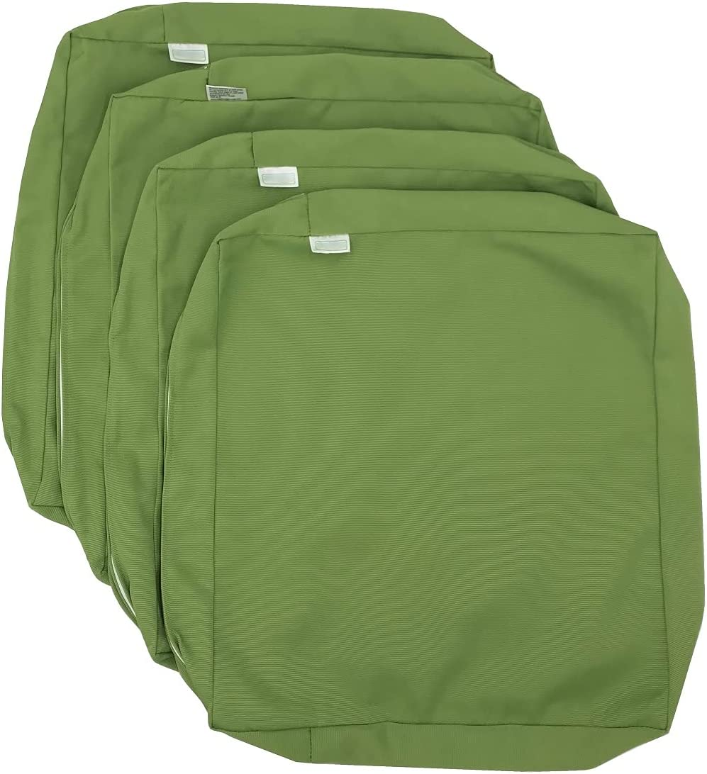 Pistachio Green Outdoor Water Max 45% OFF Max 83% OFF Repellent Chair Cushion Seat Patio