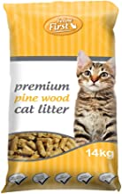 Feline First 50495 Premium Pine Wood Cat Litter 14 kg